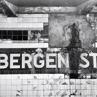 Photo taken at MTA Subway - Bergen St (F/G) by Matthew B. on 6/2/2013