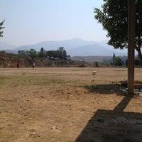 Photo taken at Santiaguito Etla by Xhumpirinisa on 5/5/2013