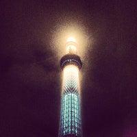 Photo taken at Tokyo Skytree by masahiro i. on 7/23/2013