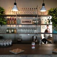 Photo taken at La Perla Mezcaleria Boutique by Pipe L. on 8/21/2013