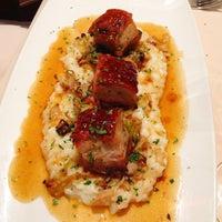 Photo taken at Donato Enoteca Restaurant by Kelly S. on 5/19/2013