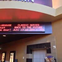 Photo taken at CinéArts Santana Row by Candy N. on 7/18/2013