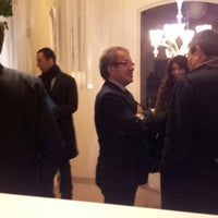 Photo taken at Cosmo Hotel Palace by Manuela T. on 2/13/2013