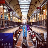 Photo taken at Adelaide Arcade by Edward T. on 8/4/2013