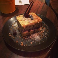 Photo taken at Eggless Dessert Cafe by Edward T. on 8/21/2015