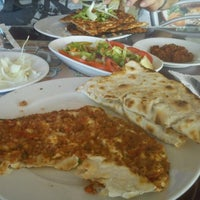 Photo taken at Nazar Çorba-Pide-Lahmacun-Kebap Salonu by Sam Y. on 2/21/2016