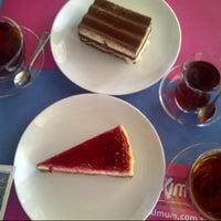 Photo taken at Bodrum Belediyesi Bitez  Cafe by Gul G. on 4/11/2015