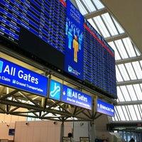 Photo taken at Lambert-St. Louis International Airport (STL) by Carissa K. on 11/24/2012