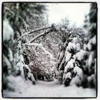 Photo taken at Aberg - Doubská hora by Jirka U. on 12/11/2012