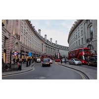Photo taken at Shaftesbury Avenue by Belenchi M. on 5/11/2017