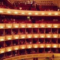 Photo taken at Vienna State Opera by Andrey P. on 6/20/2013