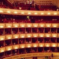 Das Foto wurde bei Wiener Staatsoper von Andrey P. am 6/20/2013 aufgenommen