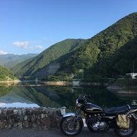 Photo taken at 名栗湖 by hi104 N. on 6/16/2017
