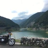 Photo taken at 名栗湖 by hi104 N. on 9/14/2017