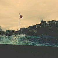 Photo taken at Havuz Cafe by İsmail A. on 5/4/2016