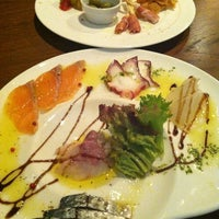 Photo taken at オルガニコ by Yuka on 12/22/2012