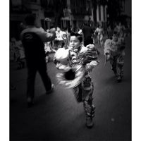 Photo taken at The 7th Annual Dance Parade & Festival 5.18.13 by mido on 5/21/2013