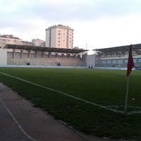 Photo taken at Maltepe Hasan Polat Stadı by Arda Ş. on 3/4/2013