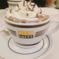 Photo taken at PİTTİ CAFFE by Abdullah K. on 2/4/2016