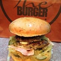Снимок сделан в The Burger пользователем Artem T. 2/13/2013