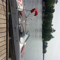 Photo taken at Bala Bay Dock by Sean D. on 8/25/2013