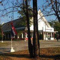 Photo taken at สำนักสงฆ์วัดเขารักษ์ธรรมสถานค่ายสุรสีห์ by นวพล เ. on 2/25/2015