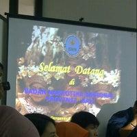 Photo taken at Badan Narkotika Nasional (BNN) Bali by kiieqy r. on 6/3/2013