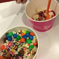 Photo taken at FroyoLife by Pat B. on 1/16/2017