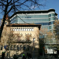 Photo taken at Diputació de Barcelona by Gary W. on 1/7/2017
