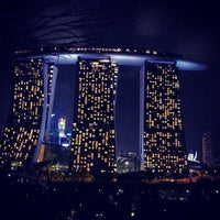 Photo taken at Marina Bay Sands Hotel by Gary W. on 6/30/2013