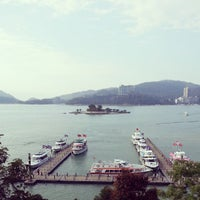 Photo taken at Cruise @ Sun Moon Lake by Gary W. on 3/10/2013