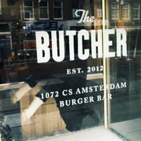 Photo taken at The Butcher by Andreas E. on 7/16/2013