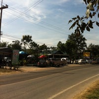 Photo taken at ครัวอรพิน by Natrada S. on 1/1/2013