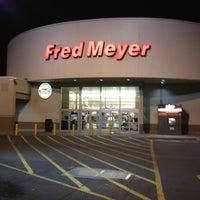 Photo taken at Fred Meyer by Dena M. on 10/17/2012