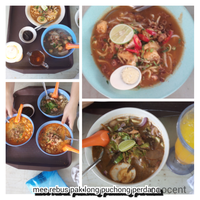 Photo taken at Mee Rebus Pak Long by Intanamielia M. on 12/23/2015