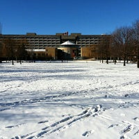 Photo taken at York University - Keele Campus by Felipe S. on 1/24/2013