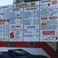 Photo taken at The Drive In Restaurant by Jim M. on 5/22/2016