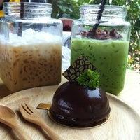 รูปภาพถ่ายที่ La Mer Coffee โดย Myy P. s. เมื่อ 8/19/2014