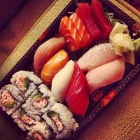 Photo taken at Mikado Sushi by Edgarr G. on 9/2/2013