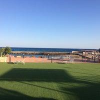 10/13/2017 tarihinde Abuzer T.ziyaretçi tarafından Ada Beach Hotel'de çekilen fotoğraf