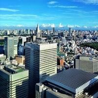 9/16/2012 tarihinde PHUNKY P.ziyaretçi tarafından South Observatory, Tokyo Metropolitan Government Building'de çekilen fotoğraf