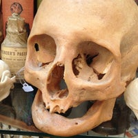 Photo taken at Obscura Antiques and Oddities by Alex P. on 10/3/2012