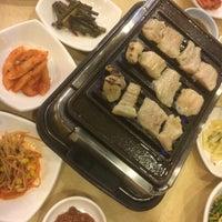 Photo taken at Seoul House Restaurant 滿城韓國餐廳 by Motosachi I. on 9/5/2016