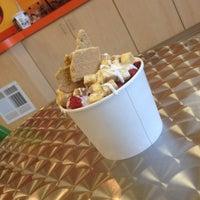 Photo taken at California Yogurt Kraze by Kraze Frozen Treats on 12/26/2015