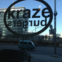 Photo taken at Kraze Burgers by Young Hoon O. on 2/2/2013