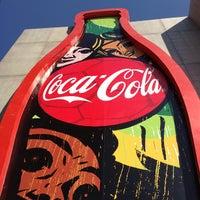 Foto tirada no(a) Casa Coca-Cola por Pedro D. em 6/12/2013