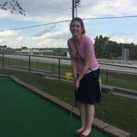 Photo taken at Swing A Round Fun Town by Joshua S. on 9/25/2016