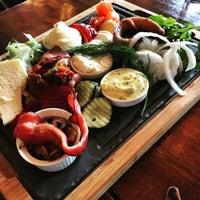 Photo taken at Café Skansen by Stephanie R. on 10/28/2015