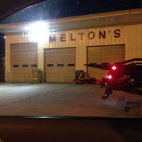 Photo taken at Melton's Service Center by Stephanie R. on 12/29/2013