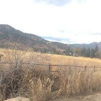 Photo prise au Colorado Chautauqua National Historic Landmark par Smruthi S. le10/30/2016